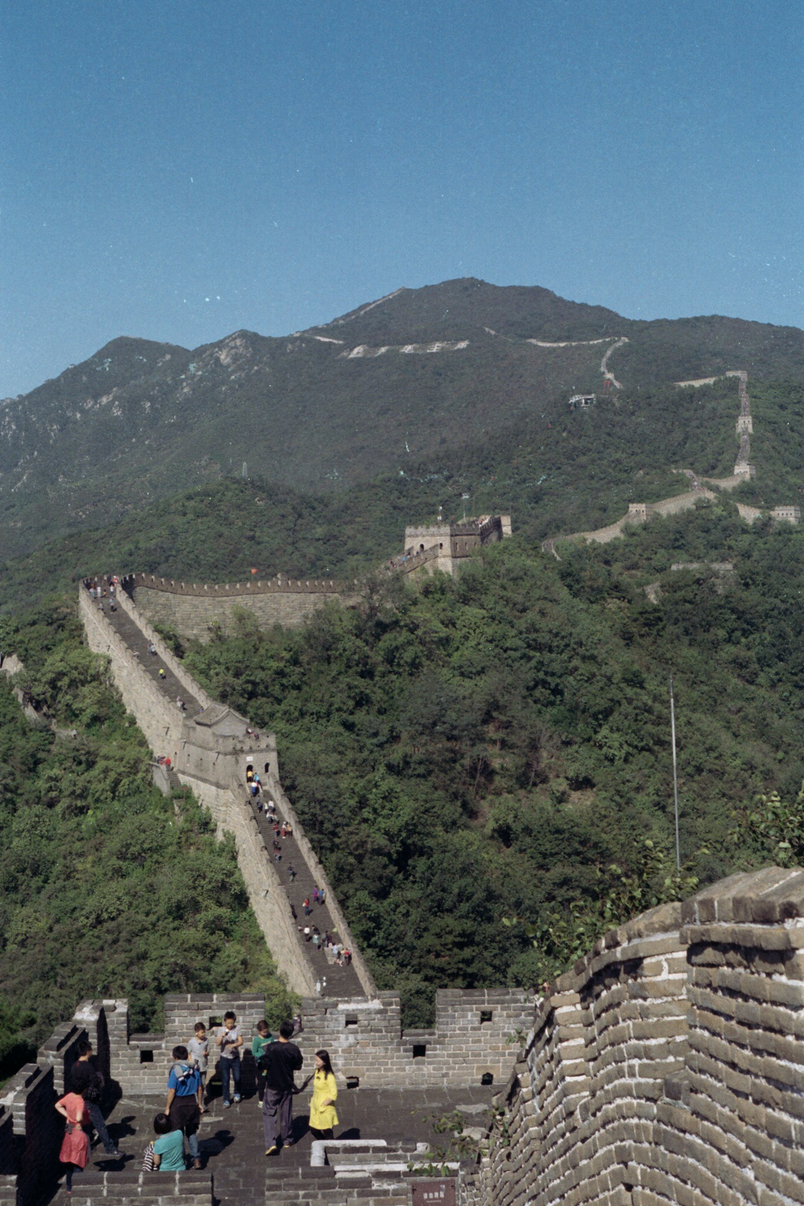 The Great Wall on Film