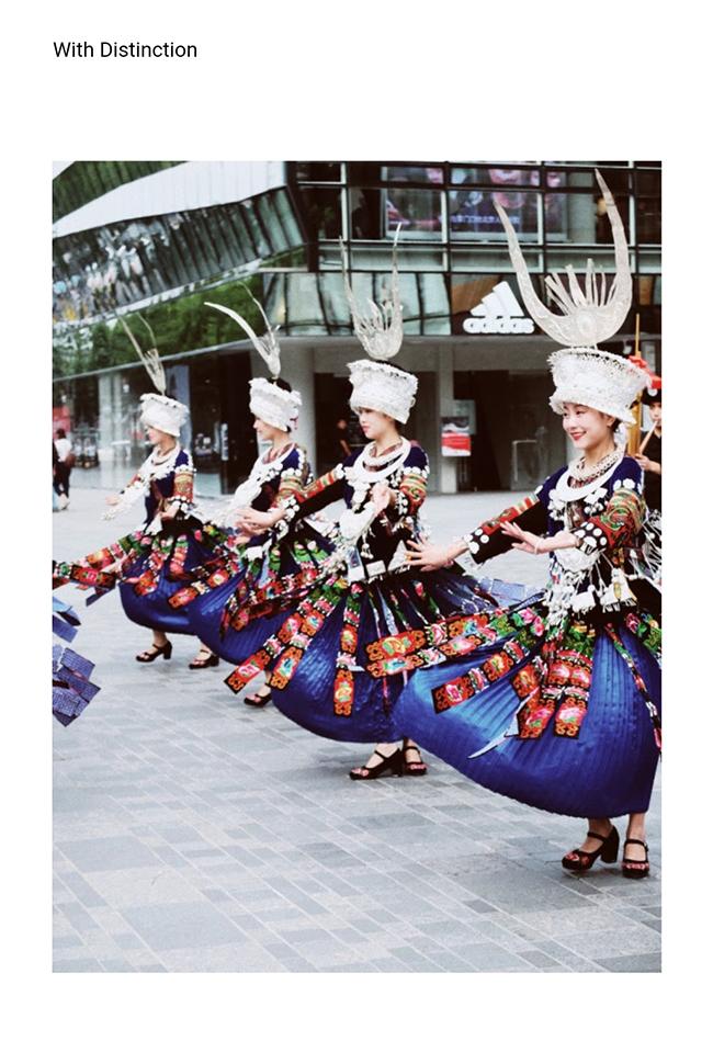 VSCO Sanlitun Dancers