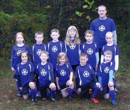 GC Soccer Under 8