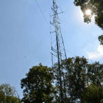 PAARC Antenna Tower