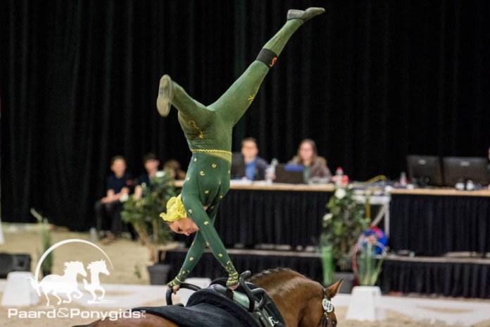Claire de Ridder wint Nederlands Kampioenschap voltige 2019