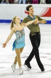 6SP Julianne SEGUIN , Charlie BILODEAU (CAN)