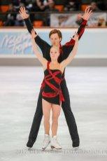 1. SP Evgenia TARASOVA, Vladimir MOROZOV (RUS)