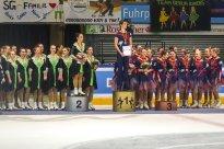 Sieger Meisterklasse: 1. Team Berlin 1, 2. TeamSkating Graces