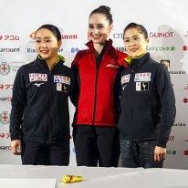 Sieger Damen-Pressekonferenz