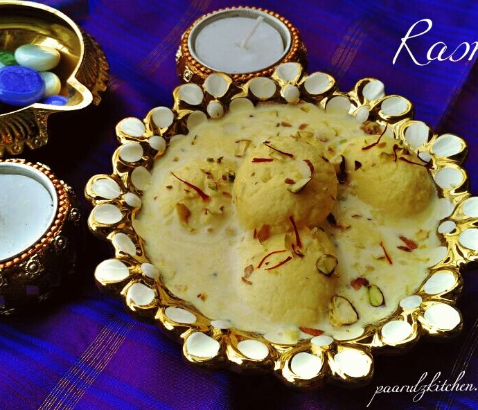 My Dad's Favorite – Rasmalai