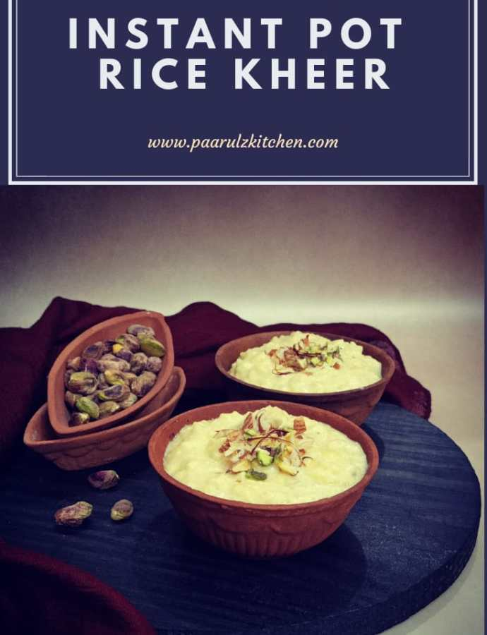 Rice Kheer Recipe In Mealthy Pot (Indian Rice Pudding Recipe)