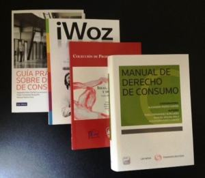 Libros en los que figuro