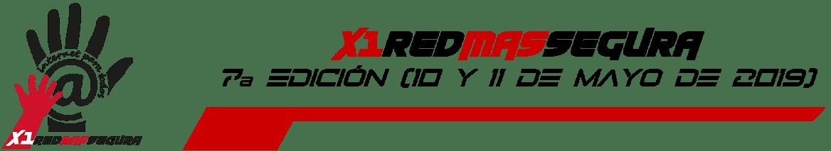 logo X1RedMasSegura 2019