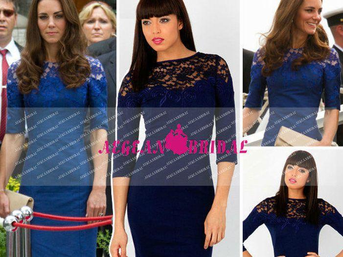 Las marcas copian los diseños de la princesa Catalina