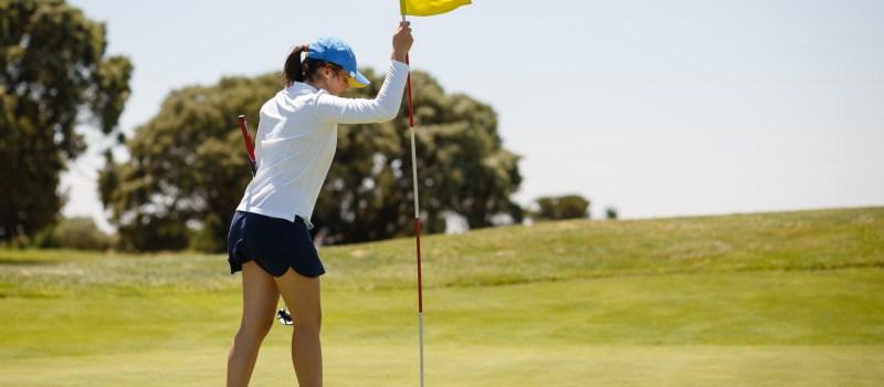 Circuito de golf escrol: Tercera prueba en Lerma