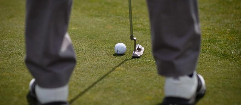 Circuito de golf escrol: Segunda prueba en Saldaña
