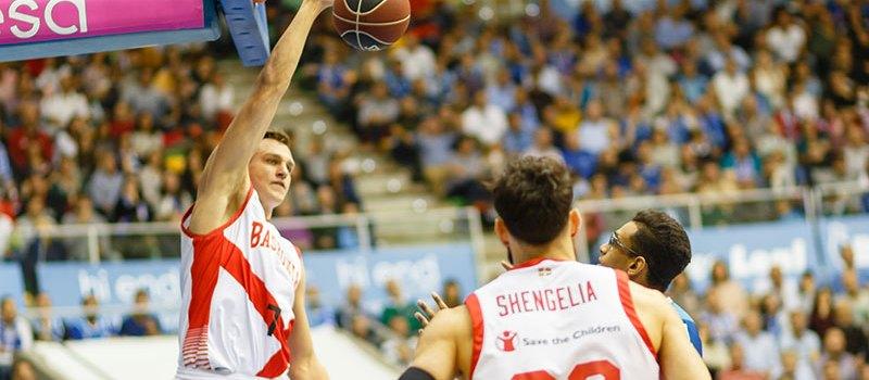 Baloncesto: Burgos – Baskonia