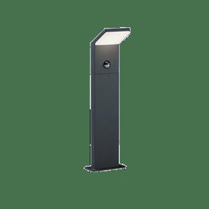 Potelet extérieur 9W LED intégrée
