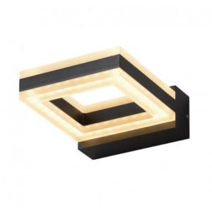 Applique extérieure 12W LED Carré