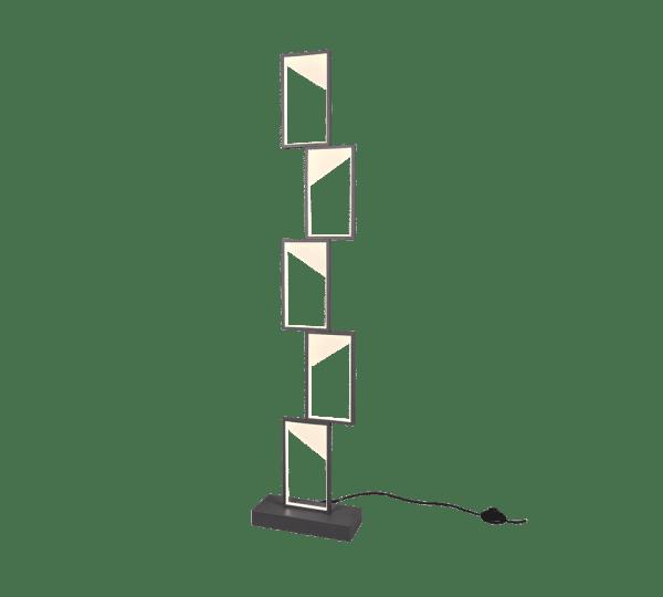 Lampadaire SMD LED, 33W · 1x 3300lm, 3000K CAFU