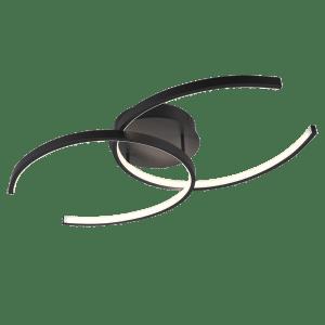 COSCOS Plafonnier 2x SMD LED, 10W · 2x 1300lm, 3000K