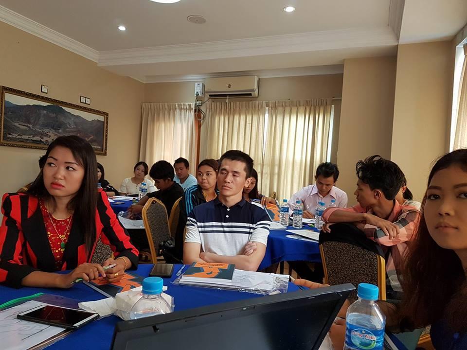 Enumerator Training (Myitkyina)