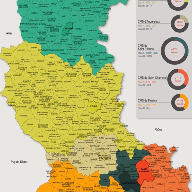 CMS Loire - DSDEN - Guillaume Sciaux - Cartographe professionnel