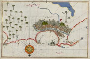 La ville d'Alexandrie - Guillaume Sciaux - Cartographe professionnel