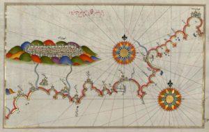 Côte d'Andalousie avec la ville de Grenade - Guillaume Sciaux - Cartographe professionnel