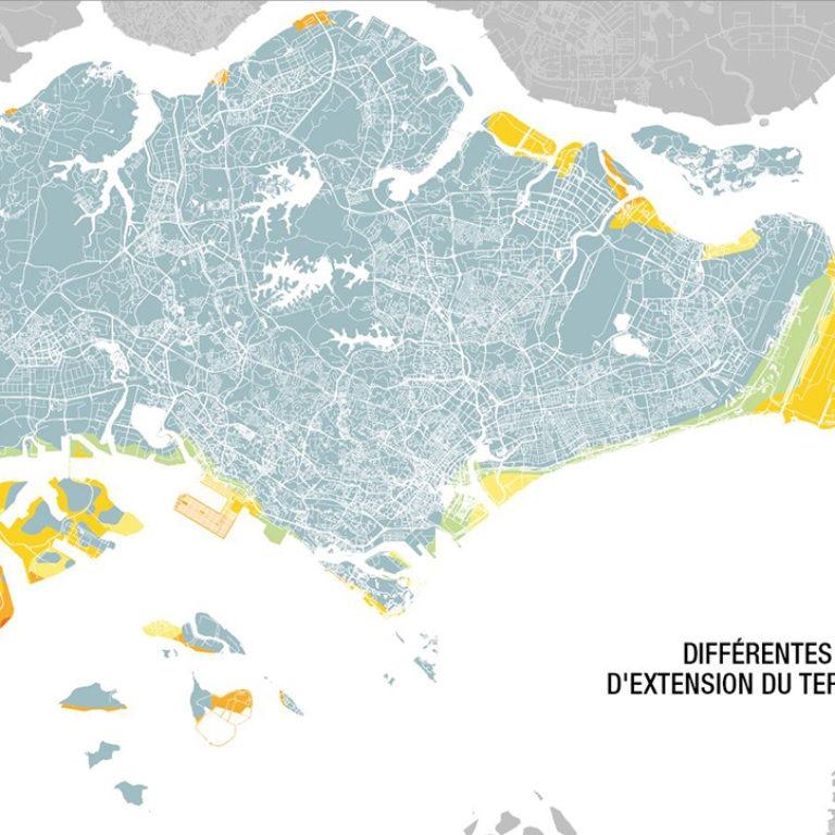 atlas-dessous-des-cartes-singapour - Guillaume Sciaux - Cartographe professionnel