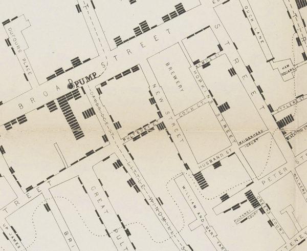 John Snow et la cholera (6) - Guillaume Sciaux - Cartographe professionnel