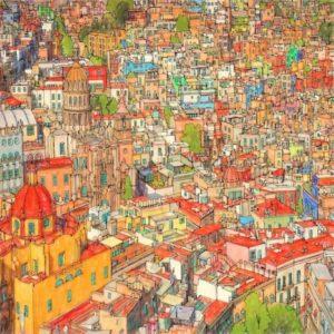 Coloriage (10) - Guillaume Sciaux - Cartographe professionnel