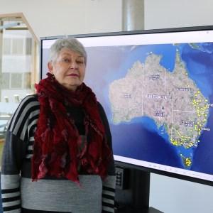 Massacres Australie - Lyndal Ryan 2 - Guillaume Sciaux - Cartographe professionnel