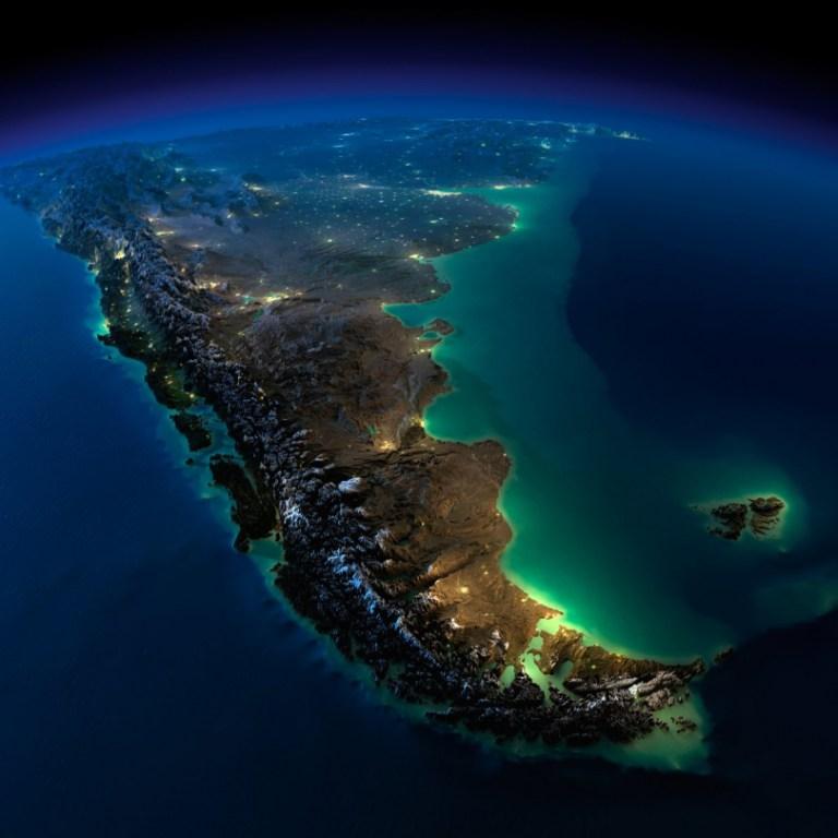 La Terre illuminée (12) - Guillaume Sciaux - Cartographe professionnel