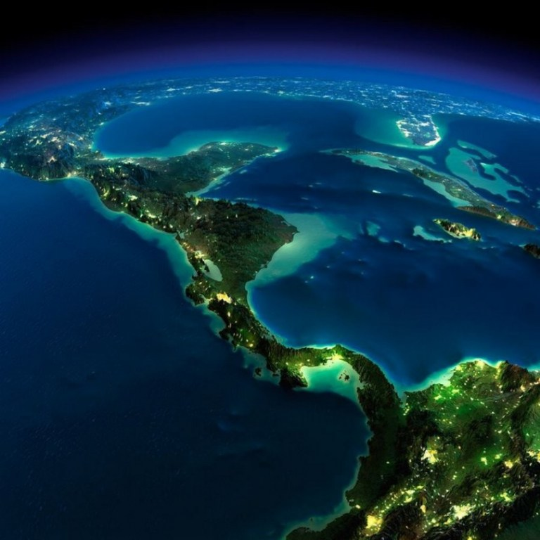 La Terre illuminée (5) - Guillaume Sciaux - Cartographe professionnel