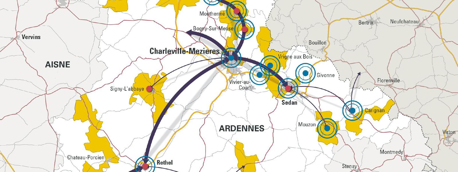 Slider 11 - Guillaume Sciaux - Cartographe professionnel
