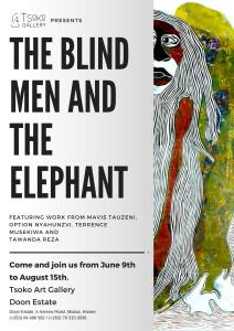 The Blind Men and the Elephant @ Doon Estate