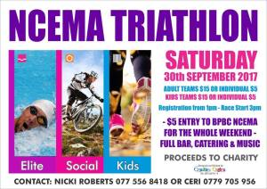 Ncema Triathlon @ Bulawayo Power Boat Club