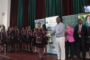 Junior Achievement Company of the year National Finals @ Harare