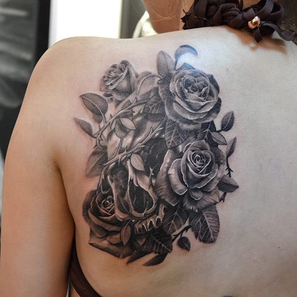 60 Rose Tattoos - Best Ideas and Designs for 2020