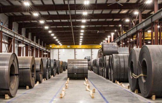 PSR Coil Steel