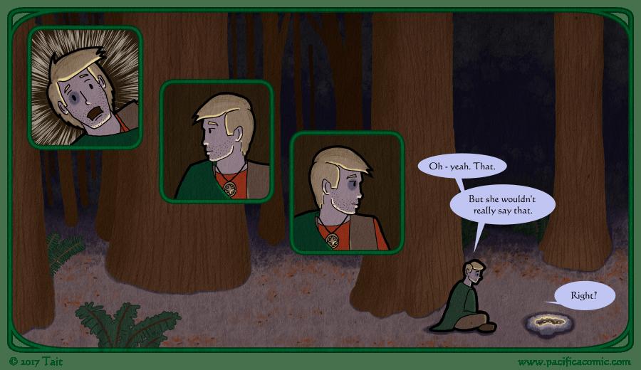 Gavin's Doubts