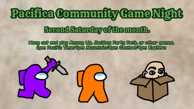 Pacifica Community Game Night