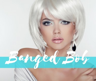 summer hair trends 2017 banged bob