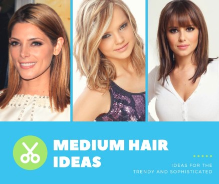 hairstyles for medium hair 2