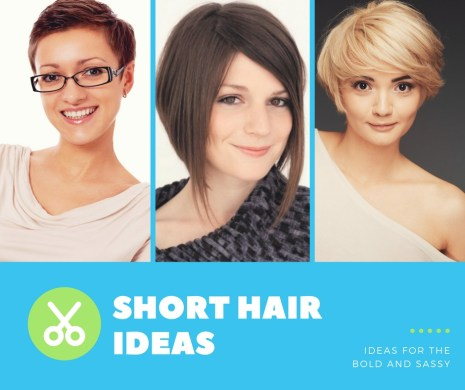 hair styles for short hair 2