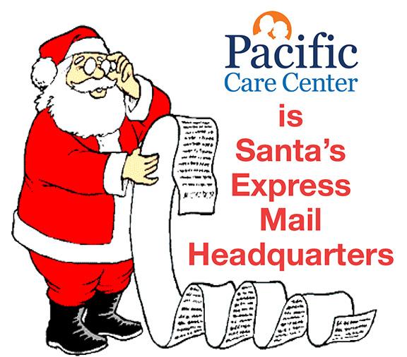 Santa's Express Mail Headquarters