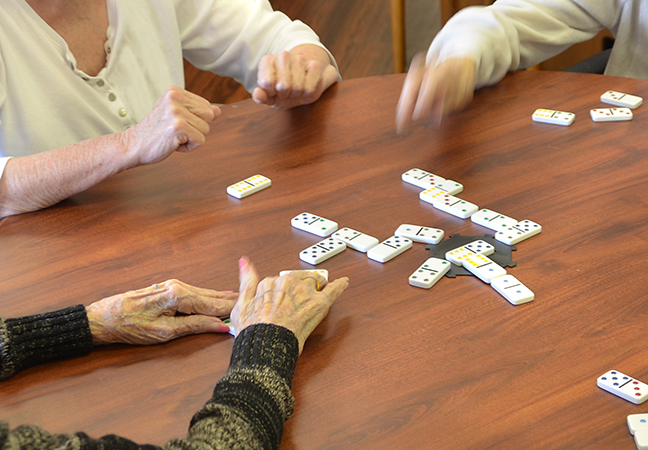 How Game Therapy Benefits the Elderly