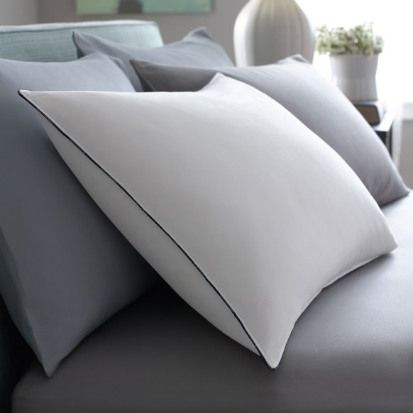Pacific Coast Feather Best Pillow 230 Thread Count Resilia Feathers Machine Wash & Dry - King