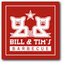 logo: Bill & Tim's Barbeque | Pacific Coast Hospitality client