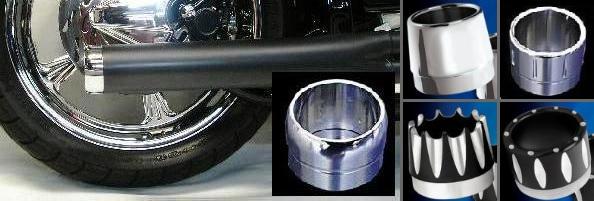 yamaha v star 1100 roadster exhaust 1