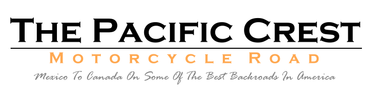 Pacific Crest Motorcycle Road