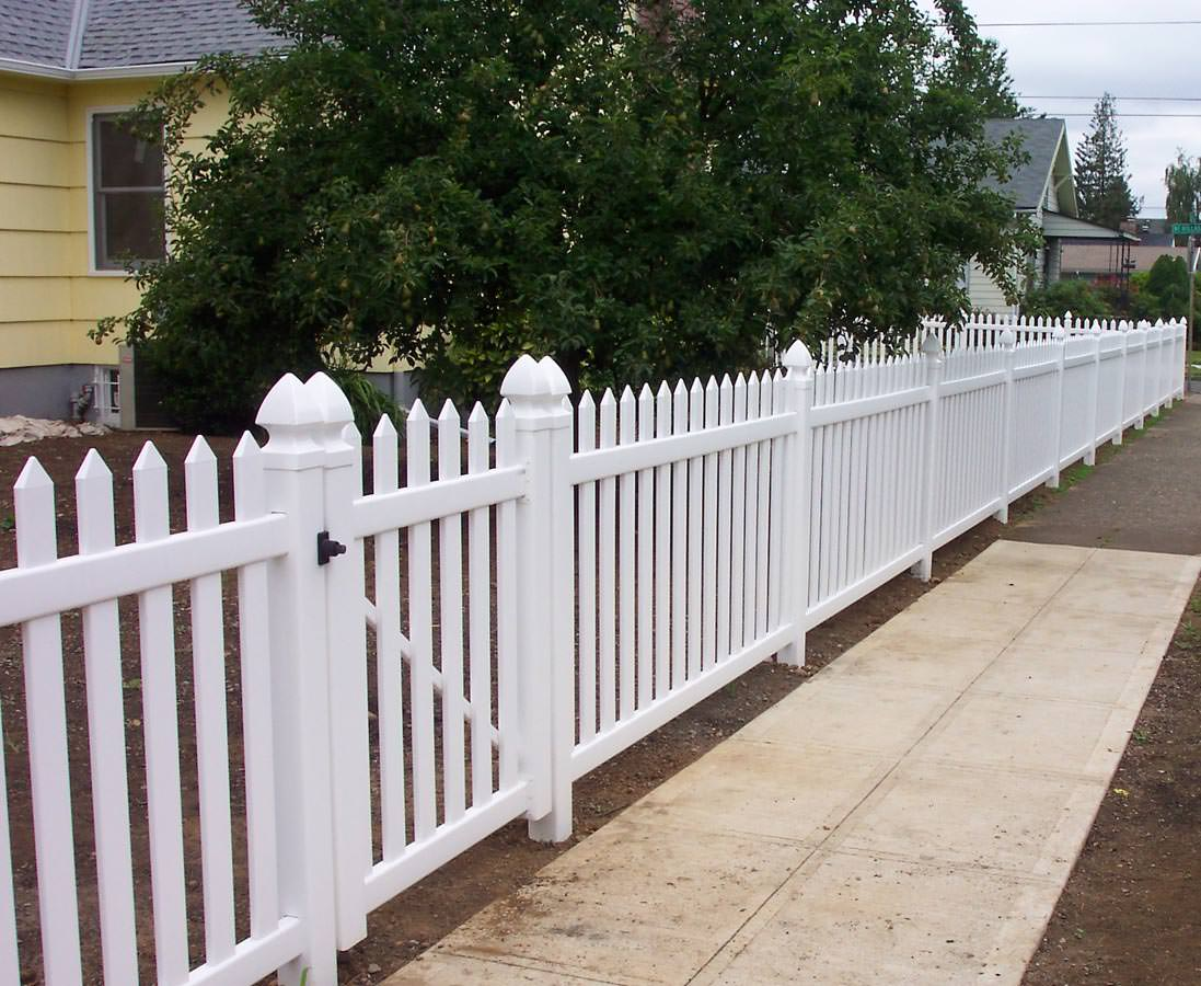 how to measure your yard for a fence