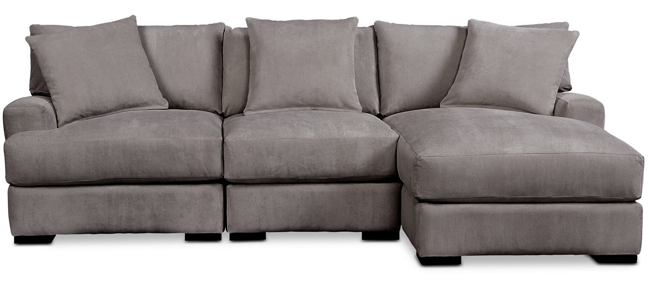 Rhyder 3 Pc Sectional With Chaise   Costa Rican Furniture on Riley 3 Piece Sectional Charleston id=64171